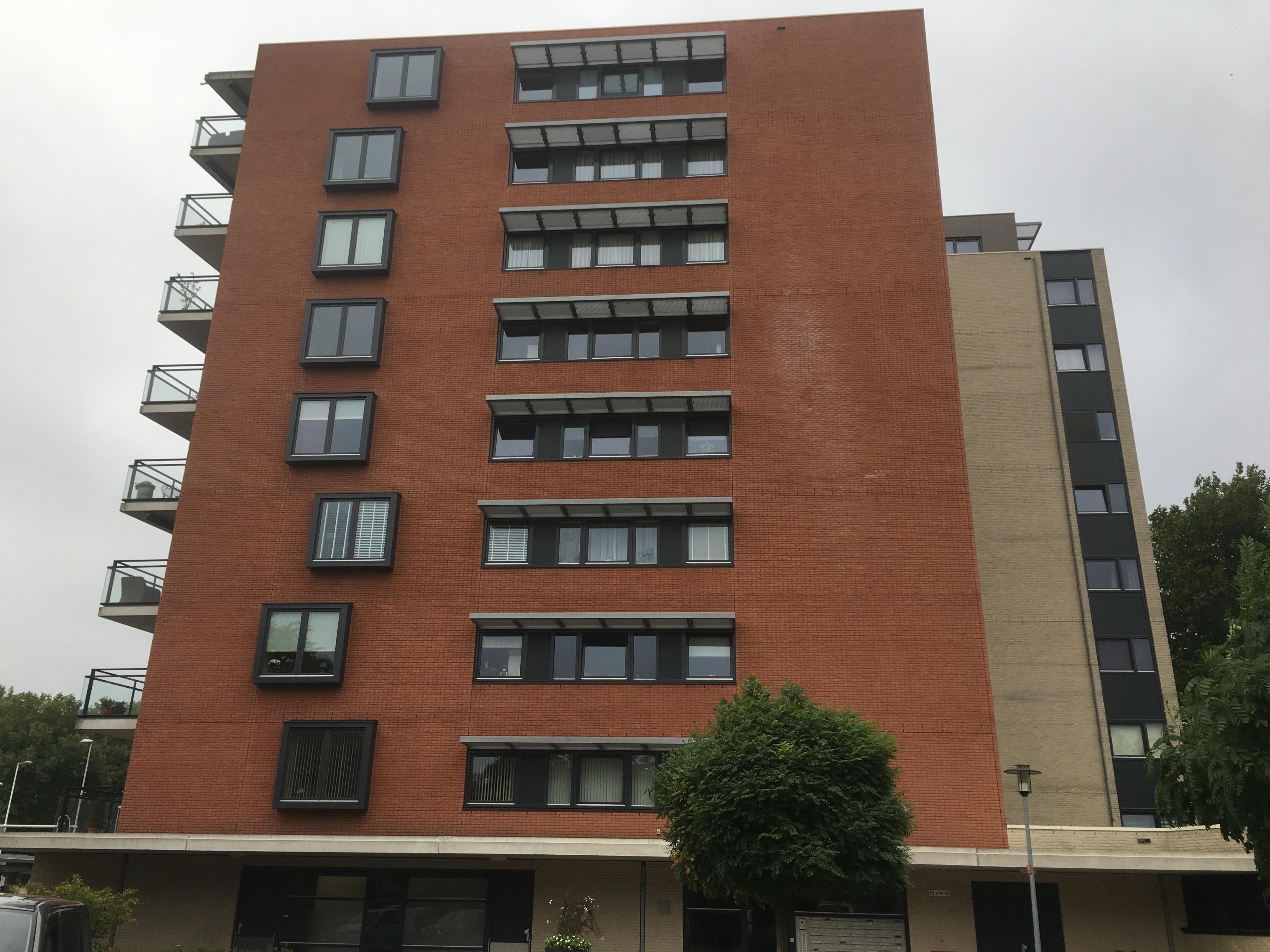 Onderhoudsplan appartementencomplex Rotterdam IJsselmonde